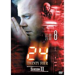24 TWENTY FOUR シーズン II Vol.8(DVD)