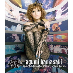 浜崎あゆみ/ayumi hamasaki Rock'n'Roll Circus Tour FINAL ~7days Special~(Blu-ray)