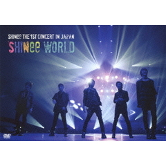 "SHINee/SHINee THE 1ST CONCERT IN JAPAN ""SHINee WORLD"""