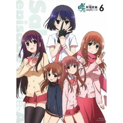 咲-Saki- 阿知賀編 episode of side-A 6(Blu-ray Disc)