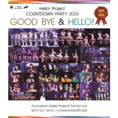 Hello ! Project COUNTDOWN PARTY 2013 ~GOOD BYE&HELLO!~(Blu-ray Disc)