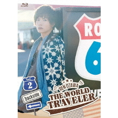 小澤廉 THE WORLD TRAVELER 「backside」 Vol.2(Blu-ray Disc)