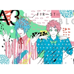 A3! FIRST Blooming FESTIVAL 【DVD】