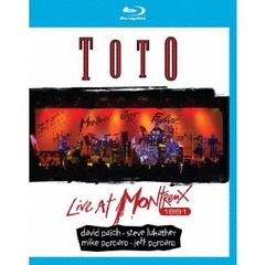 TOTO/ライヴ・アット・モントルー1991 完全生産限定版(Blu-ray Disc)