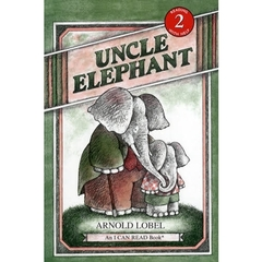 【洋書】Uncle Elephant