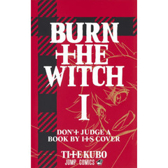BURN THE WITCH 1 DON'T JUDGE A BOOK BY ITS COVER