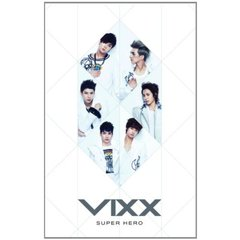 VIXX/1ST SINGLE ALBUM:SUPER HERO(輸入盤)
