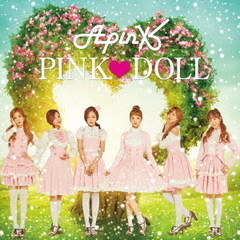 PINK■DOLL(初回生産限定盤C ピクチャーレーベル仕様 ボミVersion)