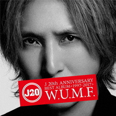 J 20th Anniversary BEST ALBUM<1997-2017>W.U.M.F.(Blu-ray Disc付)