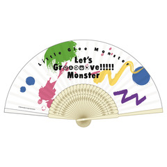 Little Glee Monster/Let's Grooooove !!!!! Monster Tour/リトグリ秋扇子
