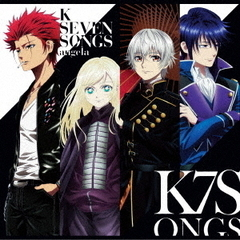 K SEVEN SONGS(CD+Blu-ray)