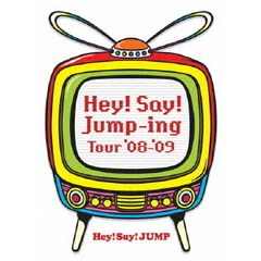 Hey! Say! JUMP/Hey! Say! Jump-ing Tour '08-'09(DVD)