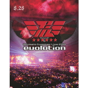 Animelo Summer Live 2010 -Evolution- 8.28(Blu-ray Disc)