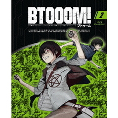 BTOOOM! 02(Blu-ray Disc)