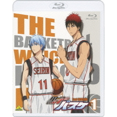 黒子のバスケ 2nd season 1(Blu-ray Disc)