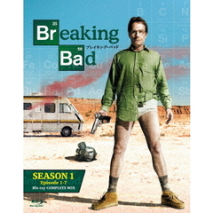 ブレイキング・バッド SEASON 1 COMPLETE BOX(Blu-ray Disc)
