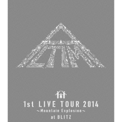 ALTIMA/1st LIVE at BLITZ 2014 ~Mountain Explosion~ <通常版>(Blu-ray Disc)