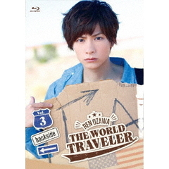 小澤廉 THE WORLD TRAVELER 「backside」 Vol.3(Blu-ray Disc)