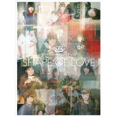 "BiSH/BiSH Documentary Movie ""SHAPE OF LOVE"" 初回生産限定版(Blu-ray Disc)"