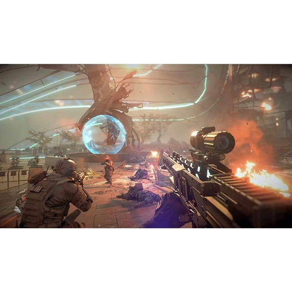 PS4 KILLZONE SHADOW FALL PlayStation Hits