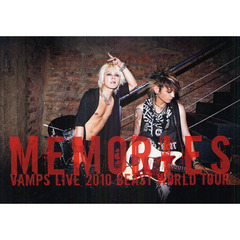 MEMORIES VAMPS LIVE 2010 BEAST WORLD TOUR