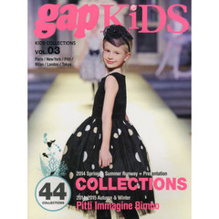 gap KiDS KiDS COLLECTIONS VOL.03 Paris,New York,Pitti,Milan,London,Tokyo