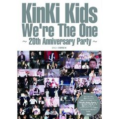 KinKi Kids We're The One~20th Anniversary Party~ KinKi Kids PHOTOGRAPH REPORT