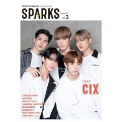 SPARKS Global Pop Magazine Vol.3