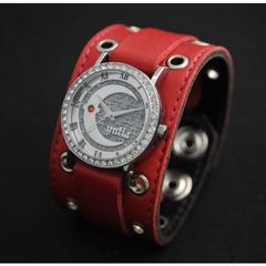 Cyntia x red monkey designs Collaboration Wristwatch(チェリー)