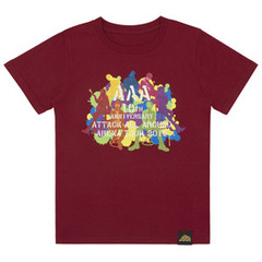Tシャツ(キッズサイズ)(AAA ARENA TOUR 2015 グッズ)