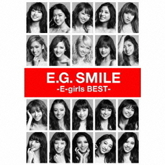 E-girls/E.G.SMILE -E-girls BEST-(DVD(3枚組)付)
