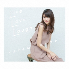 Live Love Laugh<CD+DVD盤>