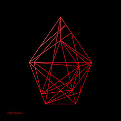 PENTAGON/1ST FULL ALBUM : UNIVERSE : BLACK HALL(UPSIDE VER.)(輸入盤)