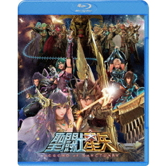 聖闘士星矢 LEGEND of SANCTUARY(Blu-ray Disc)
