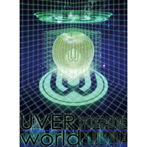 UVERworld/UVERworld LIVE at KYOCERA DOME OSAKA <初回生産限定盤>(Blu-ray Disc)