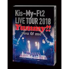 Kis-My-Ft2/LIVE TOUR 2018 Yummy!! you&me