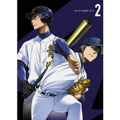 ダイヤのA actII Blu-ray Vol.2(Blu-ray Disc)