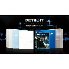 PS4 Detroit: Become Human Premium Edition