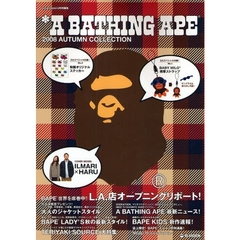 A BATHING APE 08秋COL