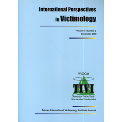 International Perspectives In Victimology Volume4Number2(2009December)
