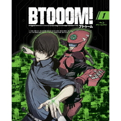 BTOOOM! 01(Blu-ray Disc)