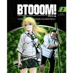 BTOOOM! 03(Blu-ray Disc)