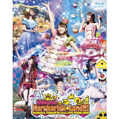 "戸松遥/戸松遥 3rd Live Tour 2015 ""Welcome!Harukarisk*Land!!!""(Blu-ray Disc)"