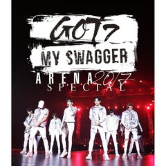 "GOT7/GOT7 ARENA SPECIAL 2017 ""MY SWAGGER"" in 国立代々木競技場第一体育館 通常版"