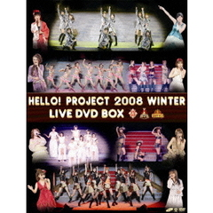 Hello ! Project 2008 Winter LIVE DVD-BOX