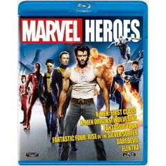 MARVEL ブルーレイBOX <初回生産限定>(Blu-ray Disc)