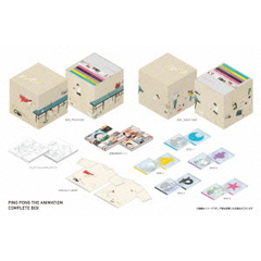 ピンポン COMPLETE BOX <完全生産限定版>(Blu-ray Disc)