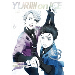ユーリ!!! on ICE 6<セブンネット限定全巻購入特典モバイルポーチ付き>(Blu-ray Disc)
