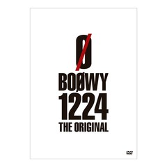 BOφWY/1224 -THE ORIGINAL-<通常盤>(DVD)