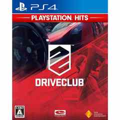 PS4 DRIVECLUB PlayStation Hits